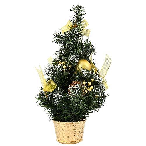 Arbol de Navidad Decorativo Artificial  (20cm)