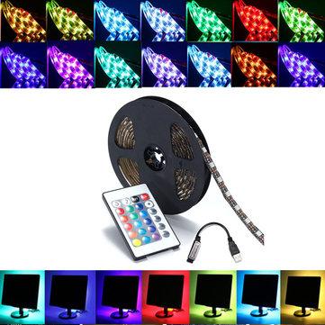 RGB LED Luz de Tira TV iluminación 2M