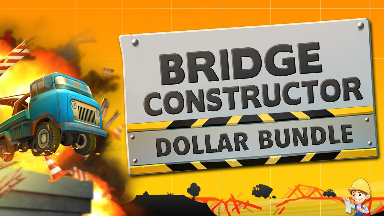 PC: Bridge Constructor Dollar Bundle