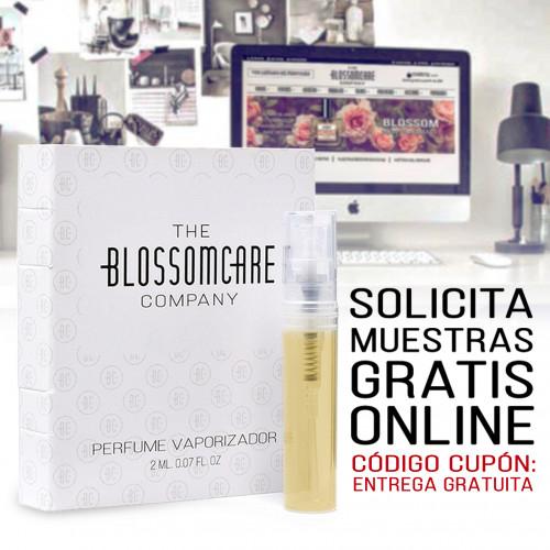 GRATIS 3 Muestras a elegir de perfume BlossomCare