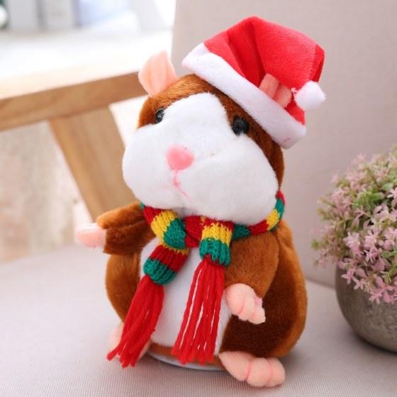 Hamster que repite tu voz
