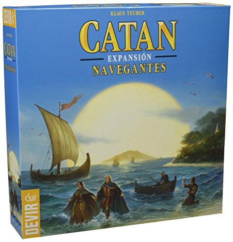 Expansión Navegantes para Catán