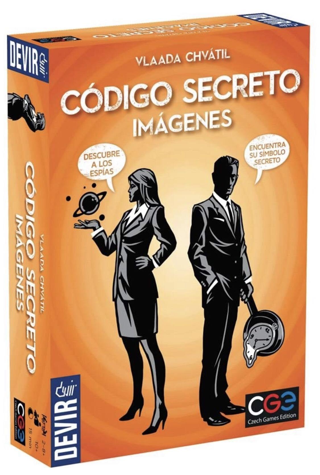 Codigo Secreto Imagenes (Juego de mesa)