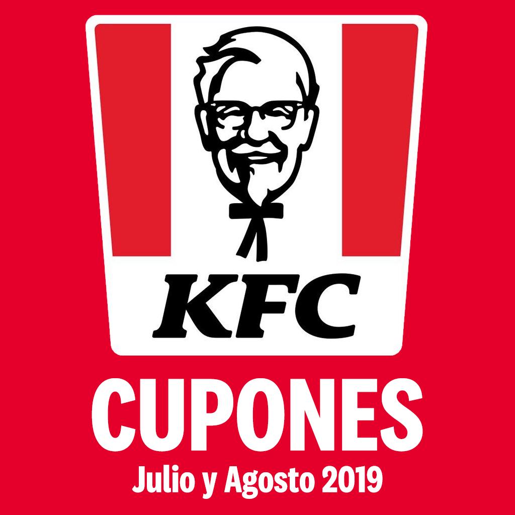Cupones y ofertas KFC para Julio y Agosto 2019