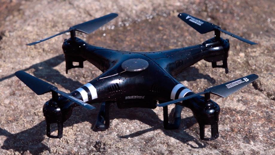 Aquadrone - El drone acuático