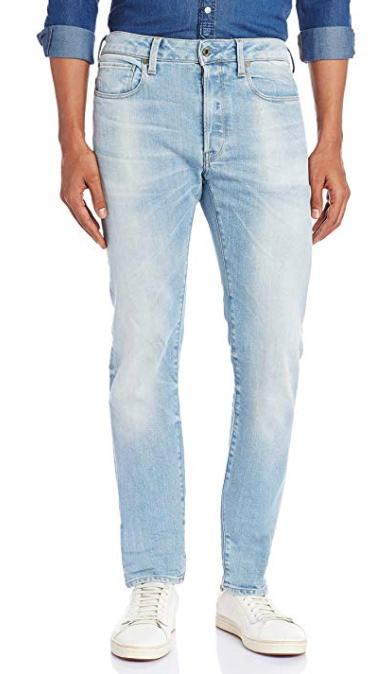 G-STAR RAW Men's Jeans - Poco Stock