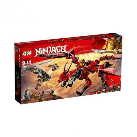 Lego Ninjago - Llama del destino