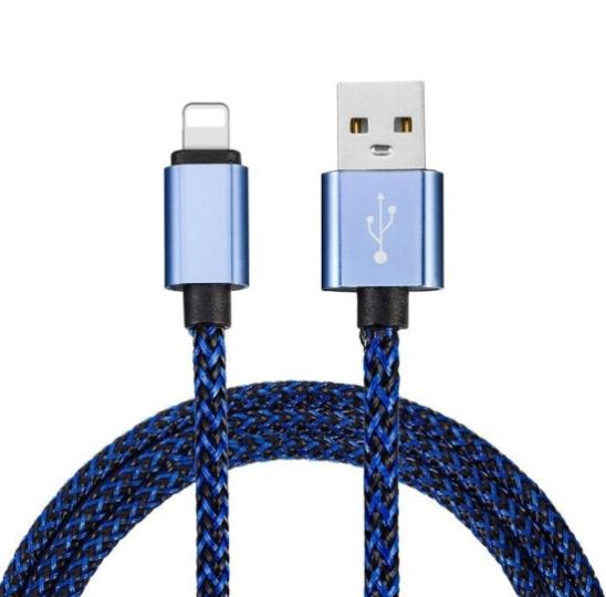 Cables trenzados varios tipos solo 0.8€