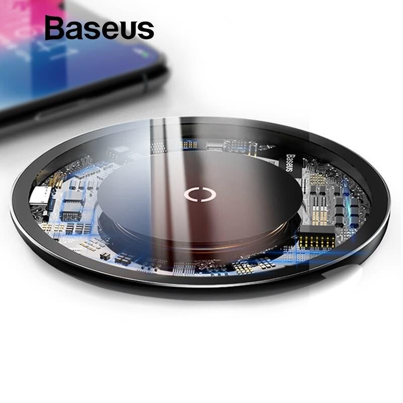 Cargador inalámbrico de Baseus 10W