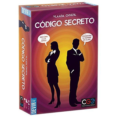 Juego Código Secreto.