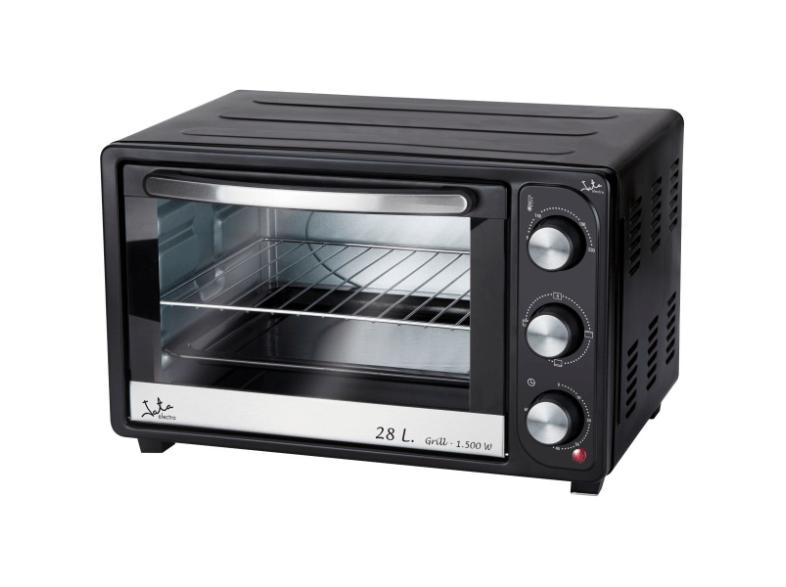 Mini horno - Jata HN928, Potencia 1500 W, Capacidad 28 L
