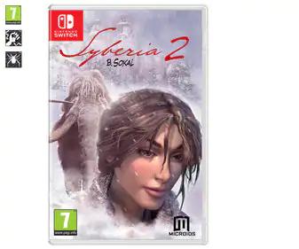Syberia 2 Nintendo Switch al 50% Alcampo Sant Boi