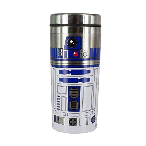 R2-D2 taza de viaje