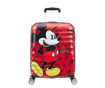 Maleta de Mickey Mouse de American Tourister