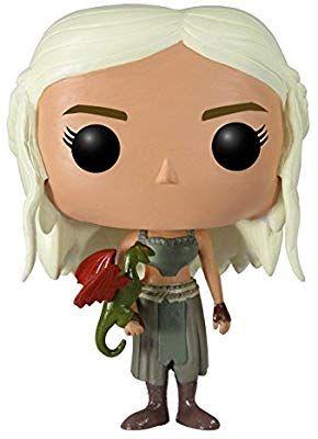Funko - POP! Vinilo Colección Juego de tronos - Figura Daenerys Targaryen