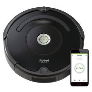 Robot aspirador iRobot Roomba 675 con conexión WIFI