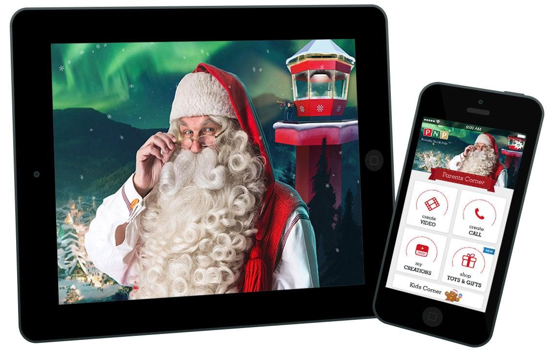 Video navideño personalizado GRATIS
