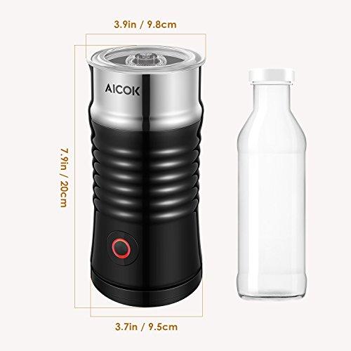 Espunador - Batidor de leche Aicok