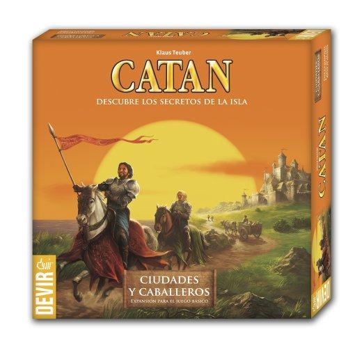 Catan Devir, expansión Ciudades y Caballeros