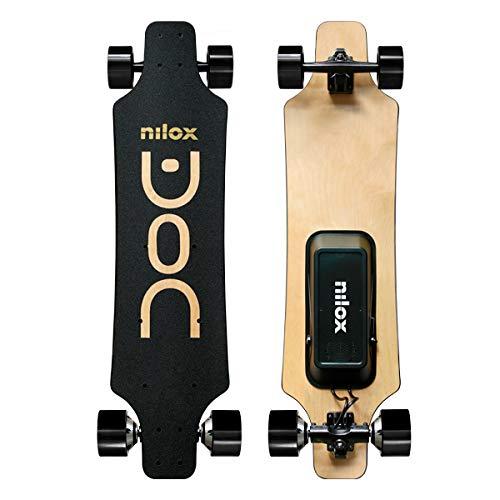 Longboard Nilox Eléctrico 30km/h solo 199€