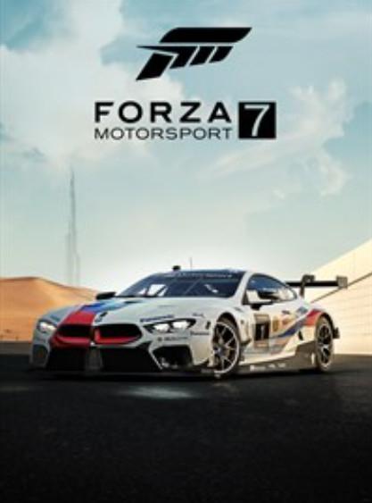 XBOX ONE Y PC: BMW #1 BMW M Motorsport M8 GTE para Forza Motorsport 7 (GRATIS)