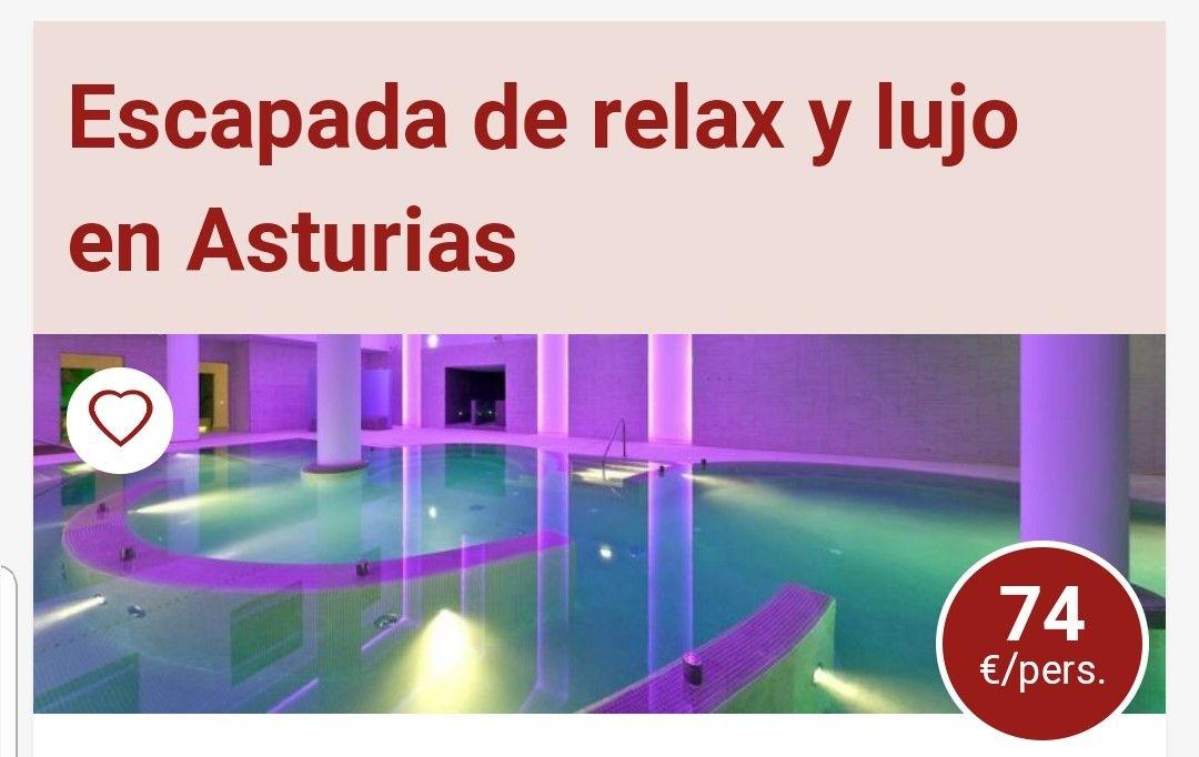 Escapada de Relax y Lujo en Asturias. 3 días y 2 noches hotel Zen Balagares 4 estrellas superior.