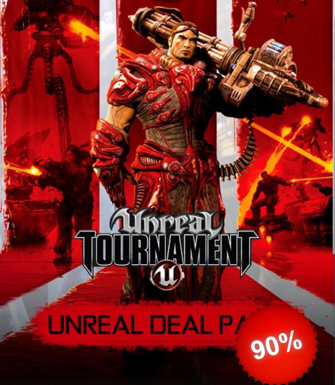 PC (Steam): Unreal Deal Pack por sólo 4€