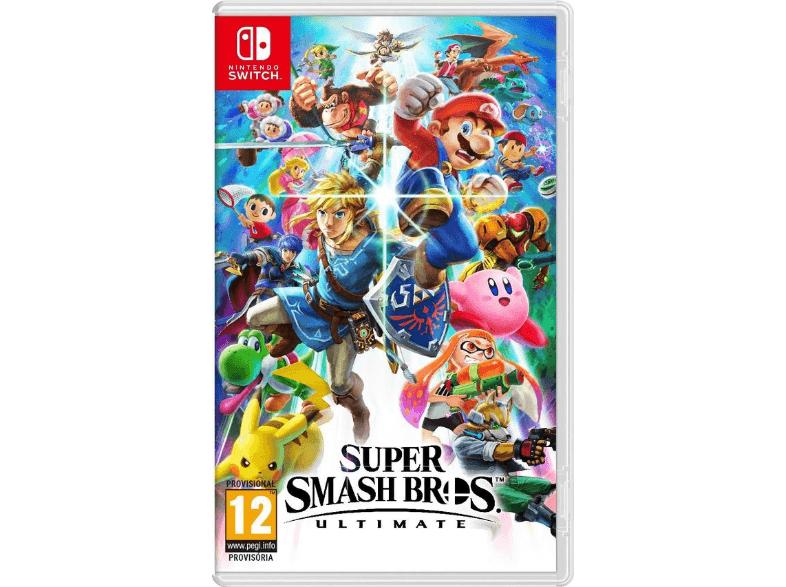 Smash Bros ultimate Nintendo switch