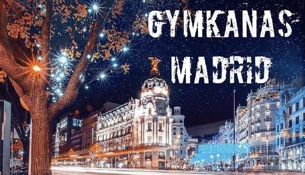 GYMKANAS GRATIS (MADRID)