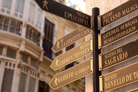 ENTRADA LIBRE A MUSEOS Y MONUMENTOS EN MÁLAGA