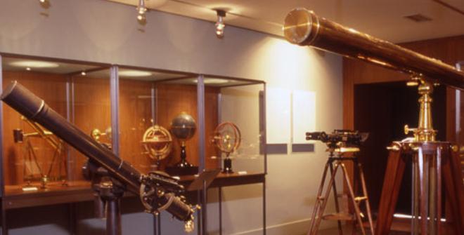 Entrada gratuita al Museo de Astronomía y Geodesia