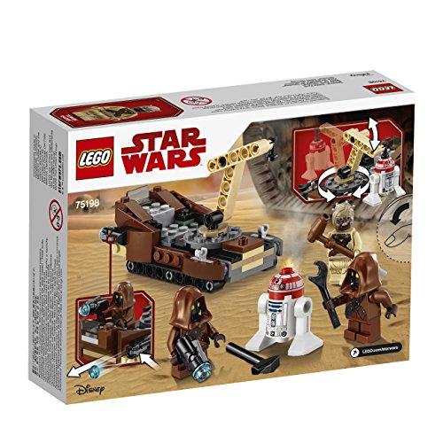 LEGO Star Wars - Pack de Combate de Tatooine (75198)
