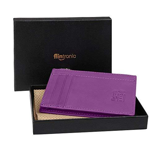 Flintronic Billetera con protección RFID
