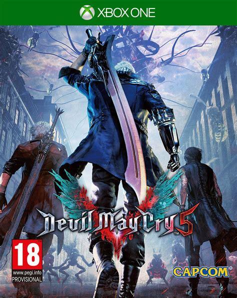 DEMO exlcusiva Devil May Cry 5 para Xbox One a partir de mañana