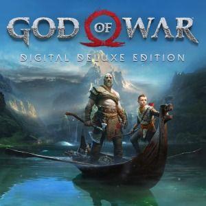 God of War Digital Deluxe - PS4