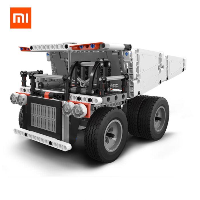 Xiaomi MiTU Puzzle Building Block Mine Truck