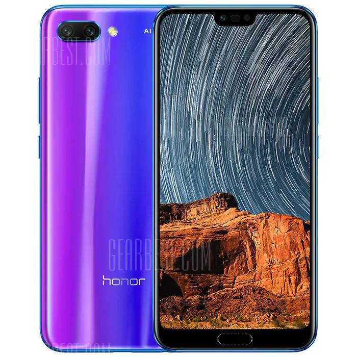 Huawei Honor 10 4G - versión global - blue