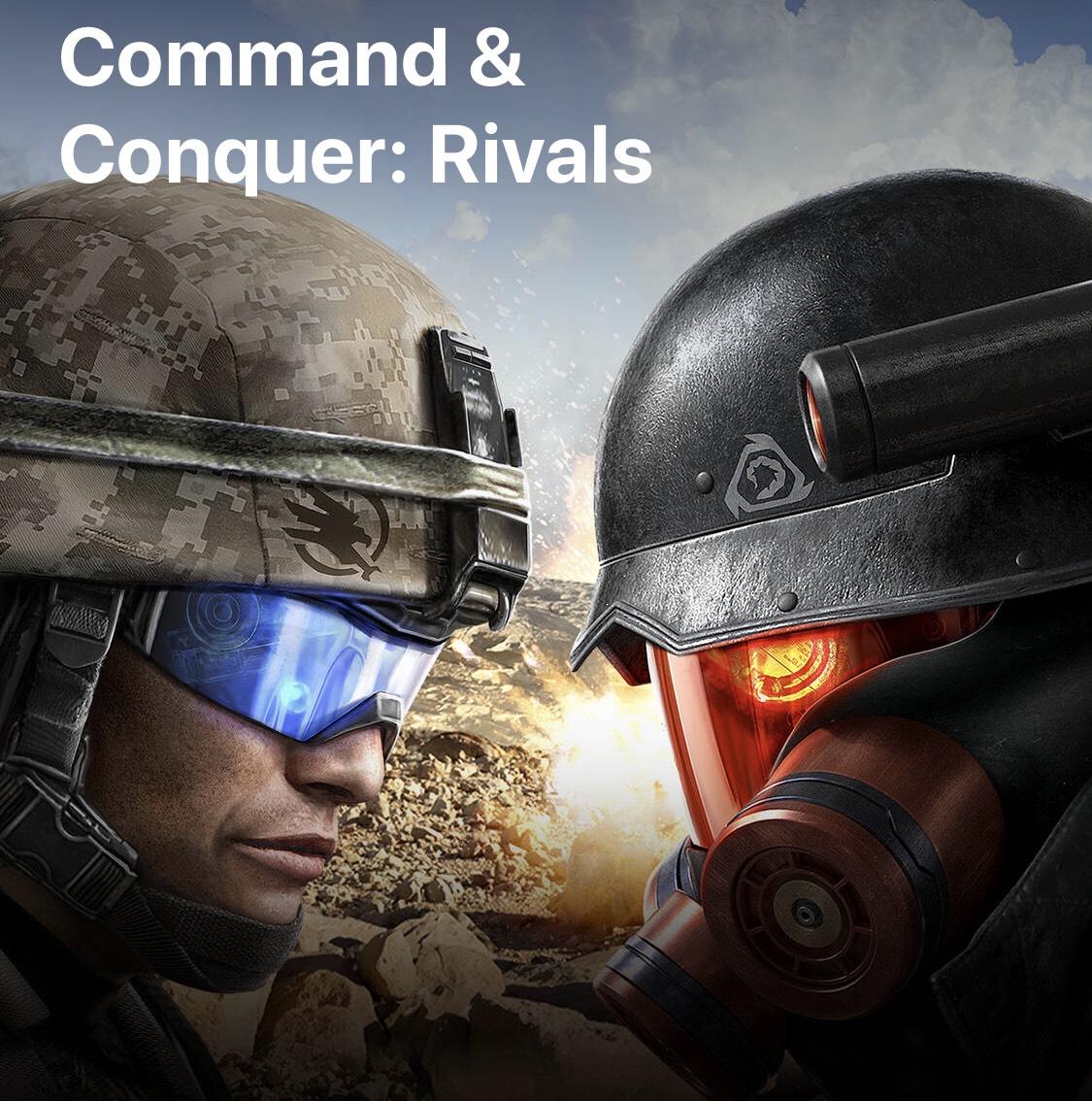 Command & Conquer: PVP Rivals - GRATIS (iOS)