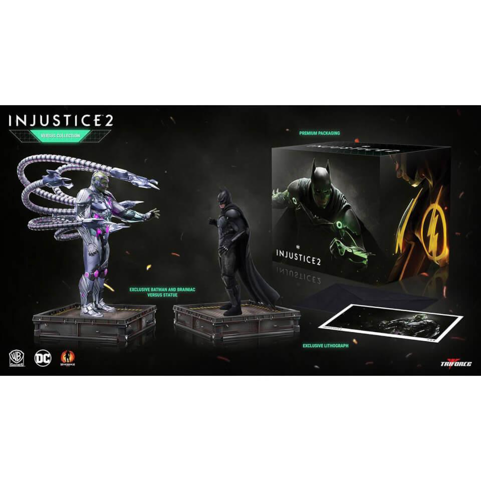 TriForce DC Comics Injustice 2: The Versus Collection (Juego no incluido)
