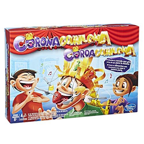 Hasbro Gaming - Corona Comilona