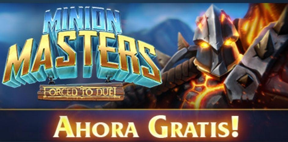 Minion Masters GRATIS +  Código REGALO en Steam