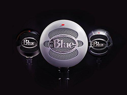 Blue Microphone Snowball- Micrófono USB, Naranja