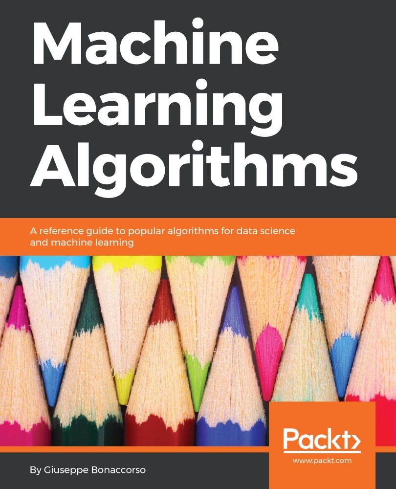 eBook Machine Learning Algorithms GRATIS