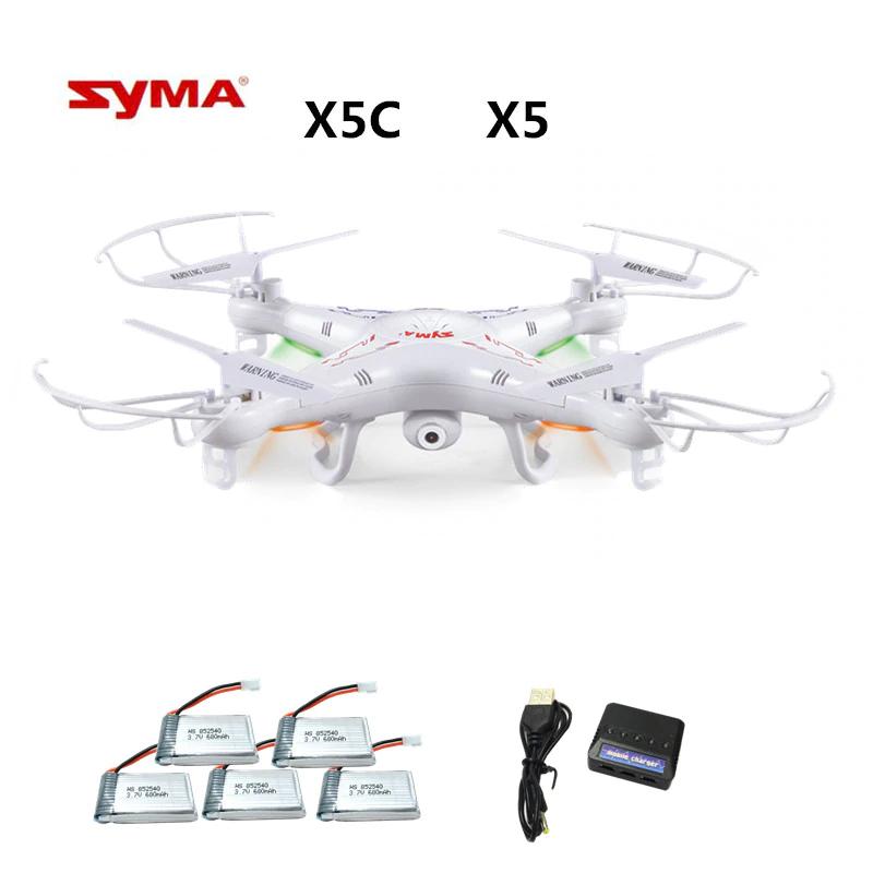 Drones iniciación Syma X5C-1 o Syma x5-1