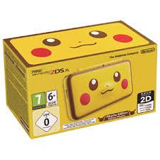 New Nintendo 2DS XL Edición Pikachu