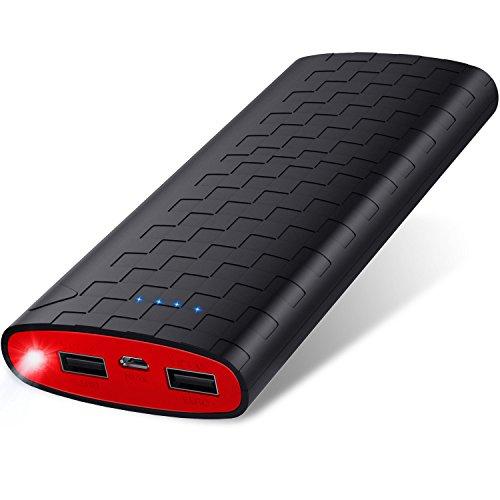 Batería Externa Power Bank 20000mAh Cargador Portátil