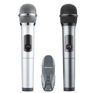 Set KARAOKE dos microfonos.