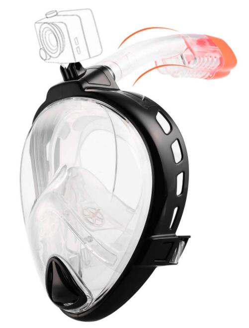 Máscara Snorkel solo 9.9€