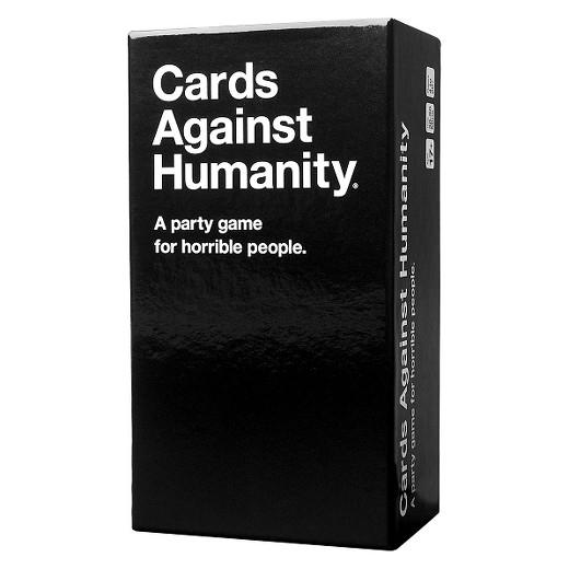 Cartas contra la humanidad versión inglesa