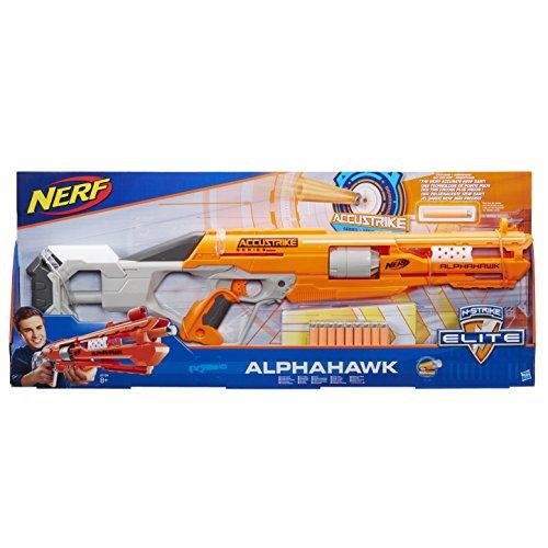Nerf N-Strike Elite AccuStrike Series AlphaHawk (Hasbro B7784)